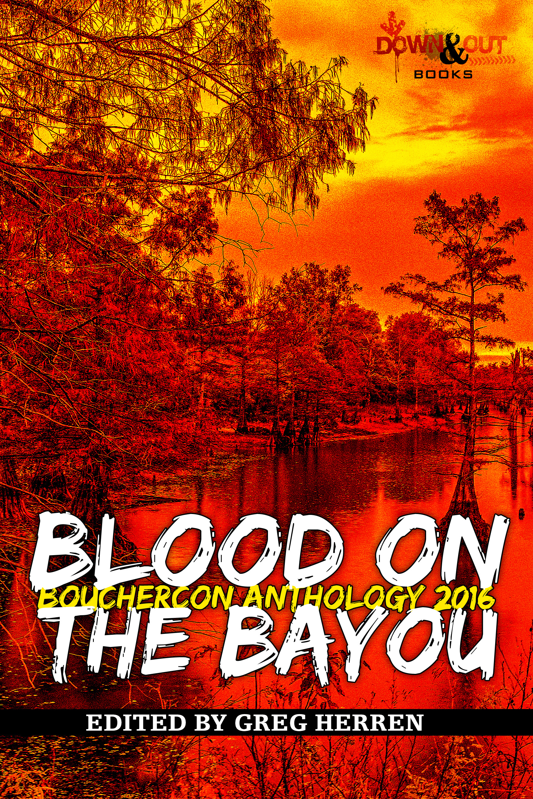 Bouchercon: Blood on the Bayou - Anthony Award Winner for Best Anthology of 2016In my story,