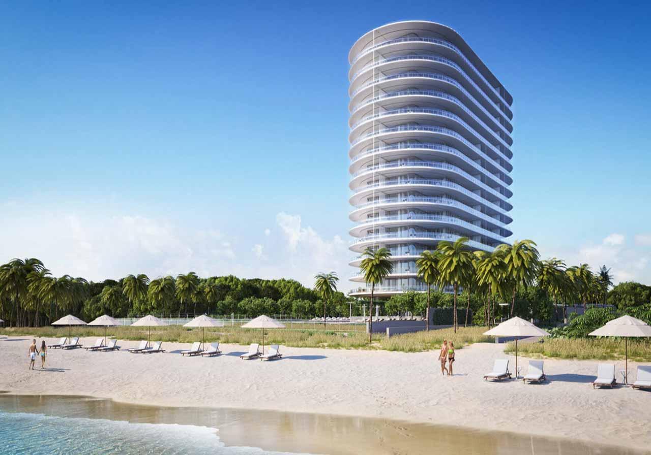 Renzo Piano Eighty Seven Park Miami Beach