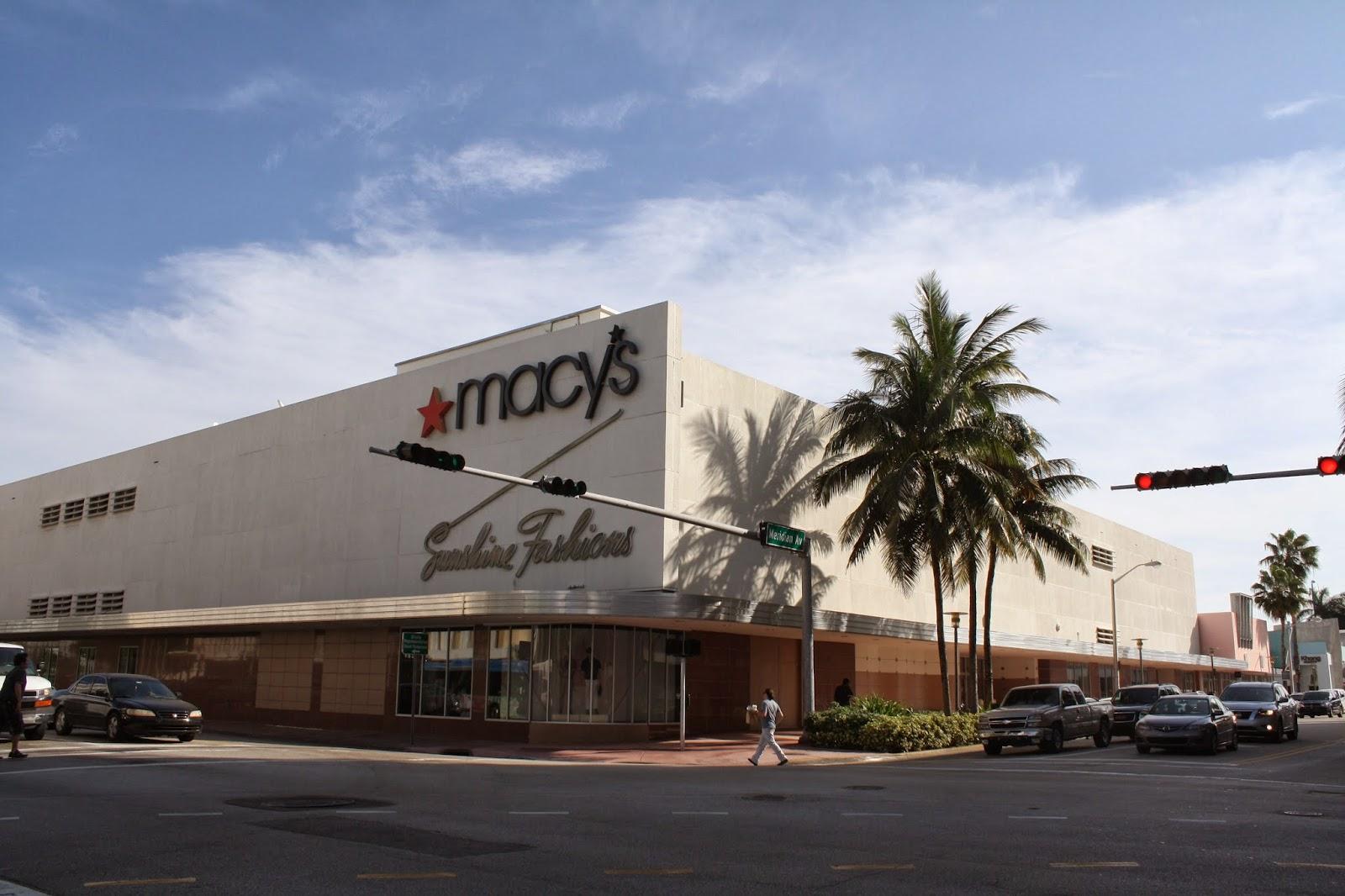 Macys Miami Beach Lincoln Road