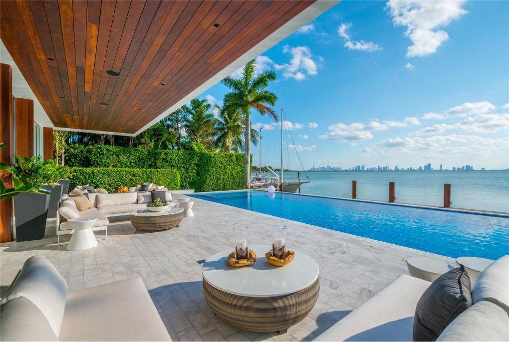 5446 N Bay Rd. Miami Beach