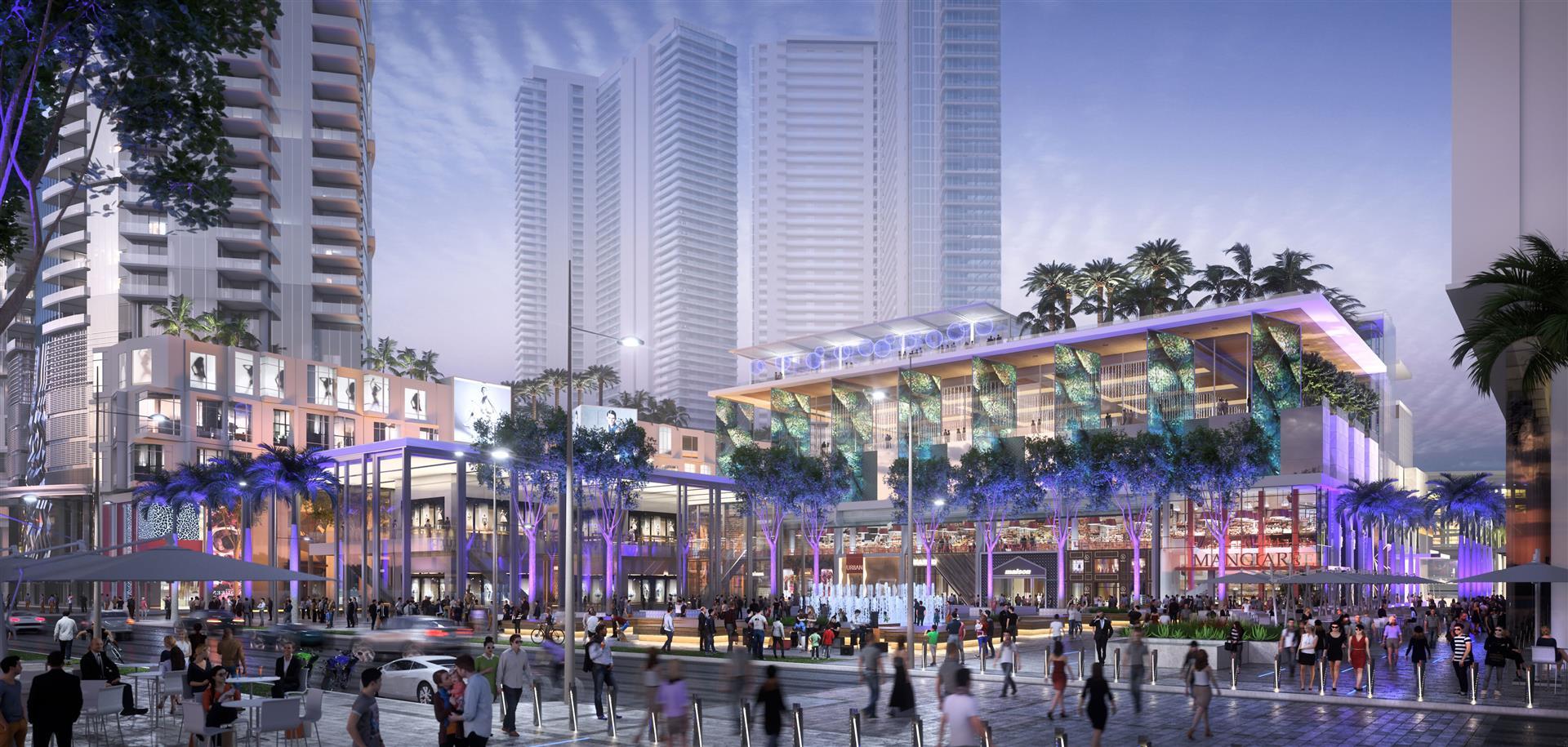 Paramount Miami World Center High Street Concept Miami