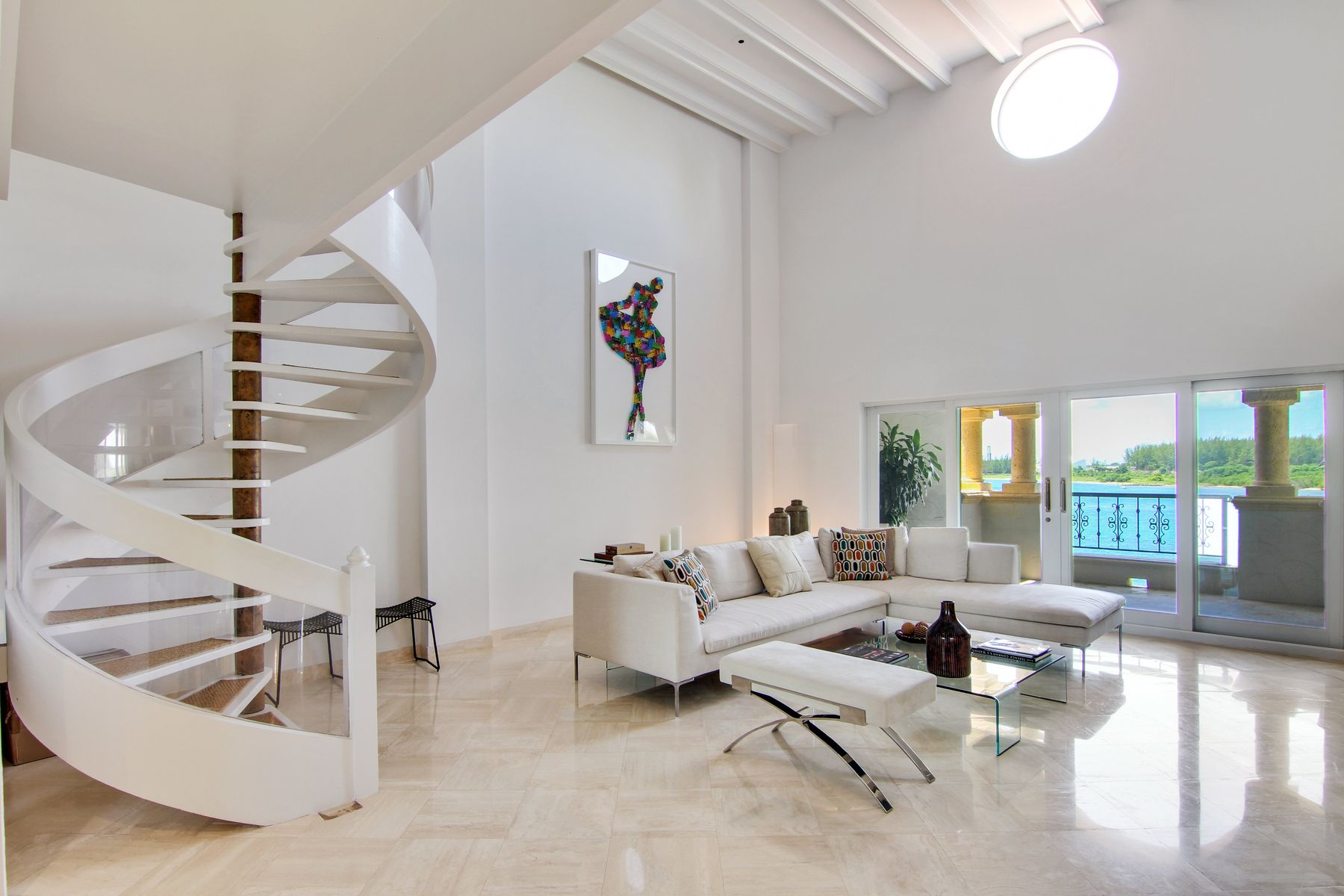Fisher Island Townhouse
