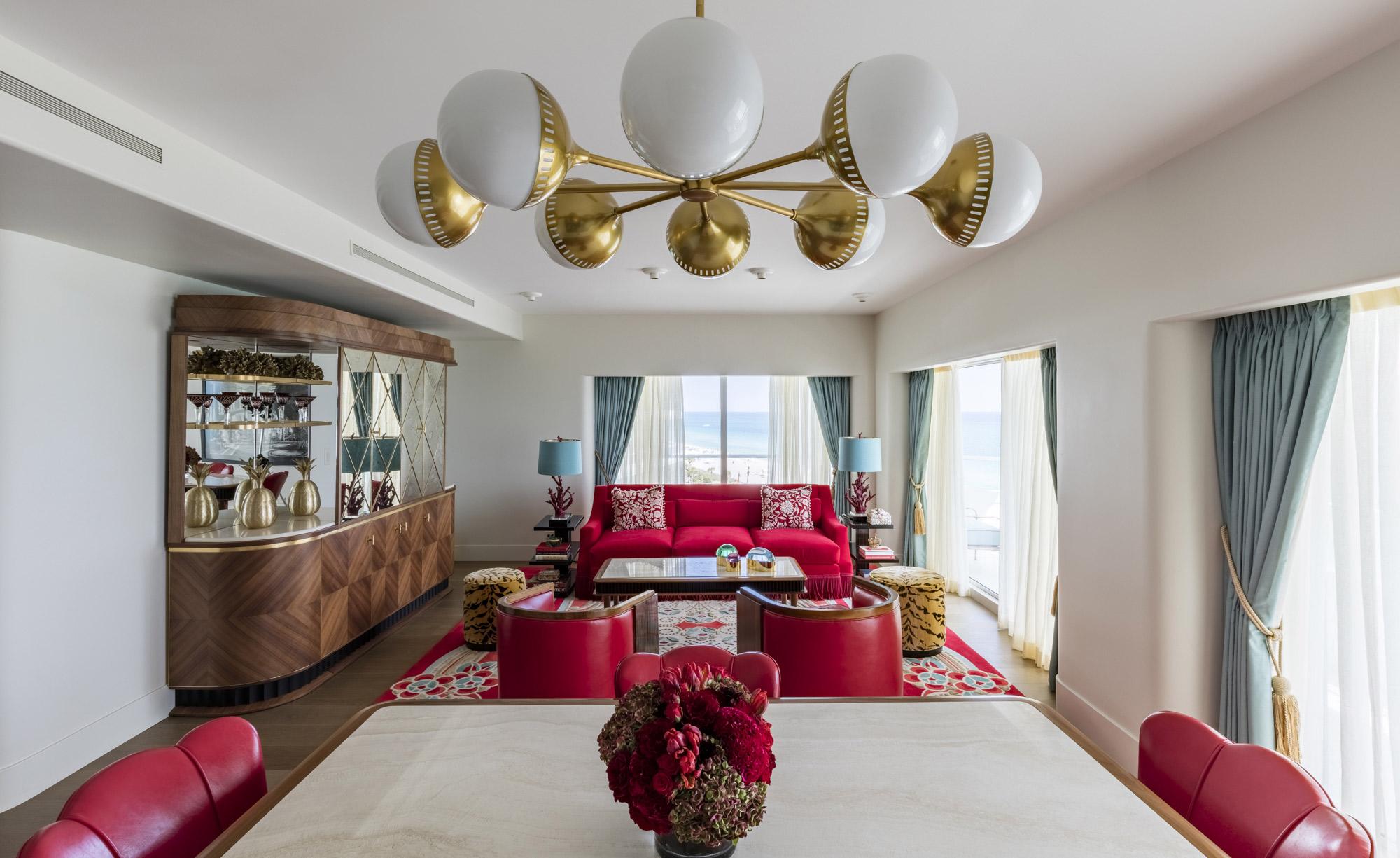Faena Hotel Penthouse 1401
