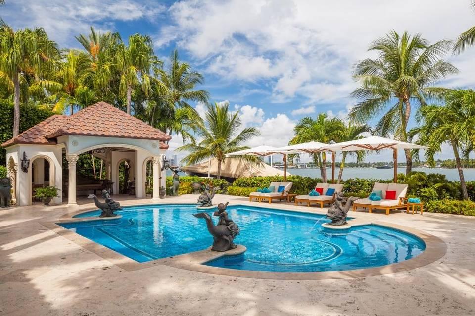 46 Star Island Miami Beach Marc Iacovelli Carol Iacovelli