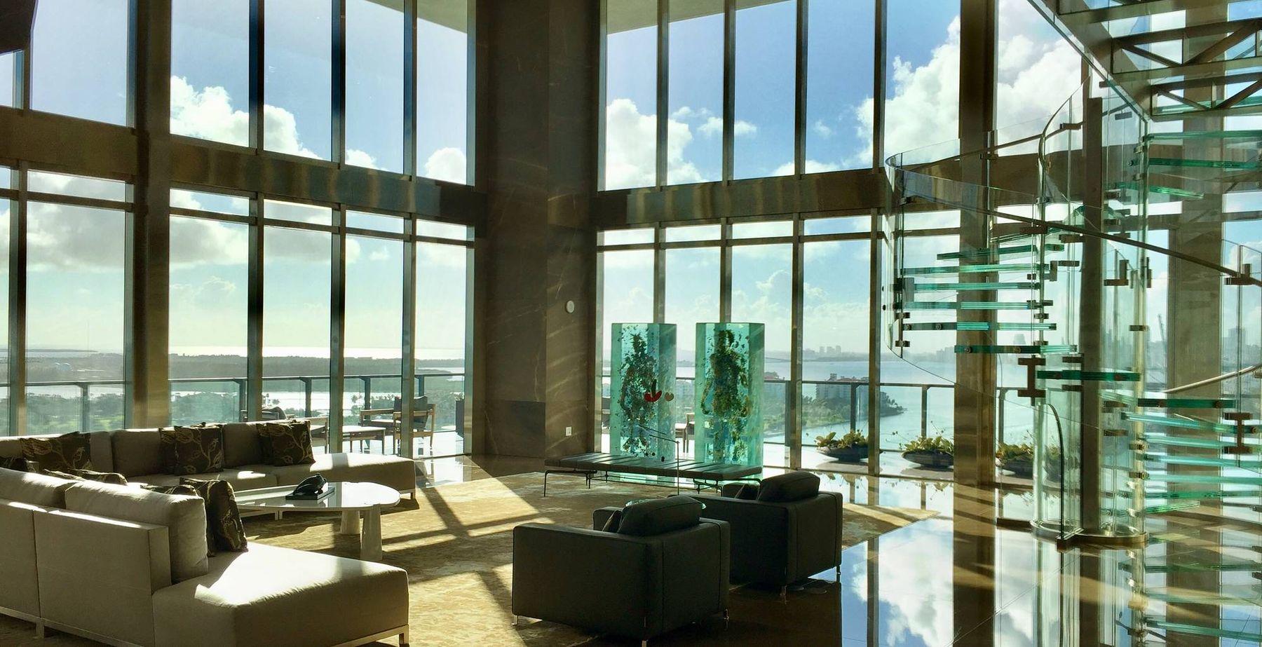 Apogee Penthouse Miami Beach