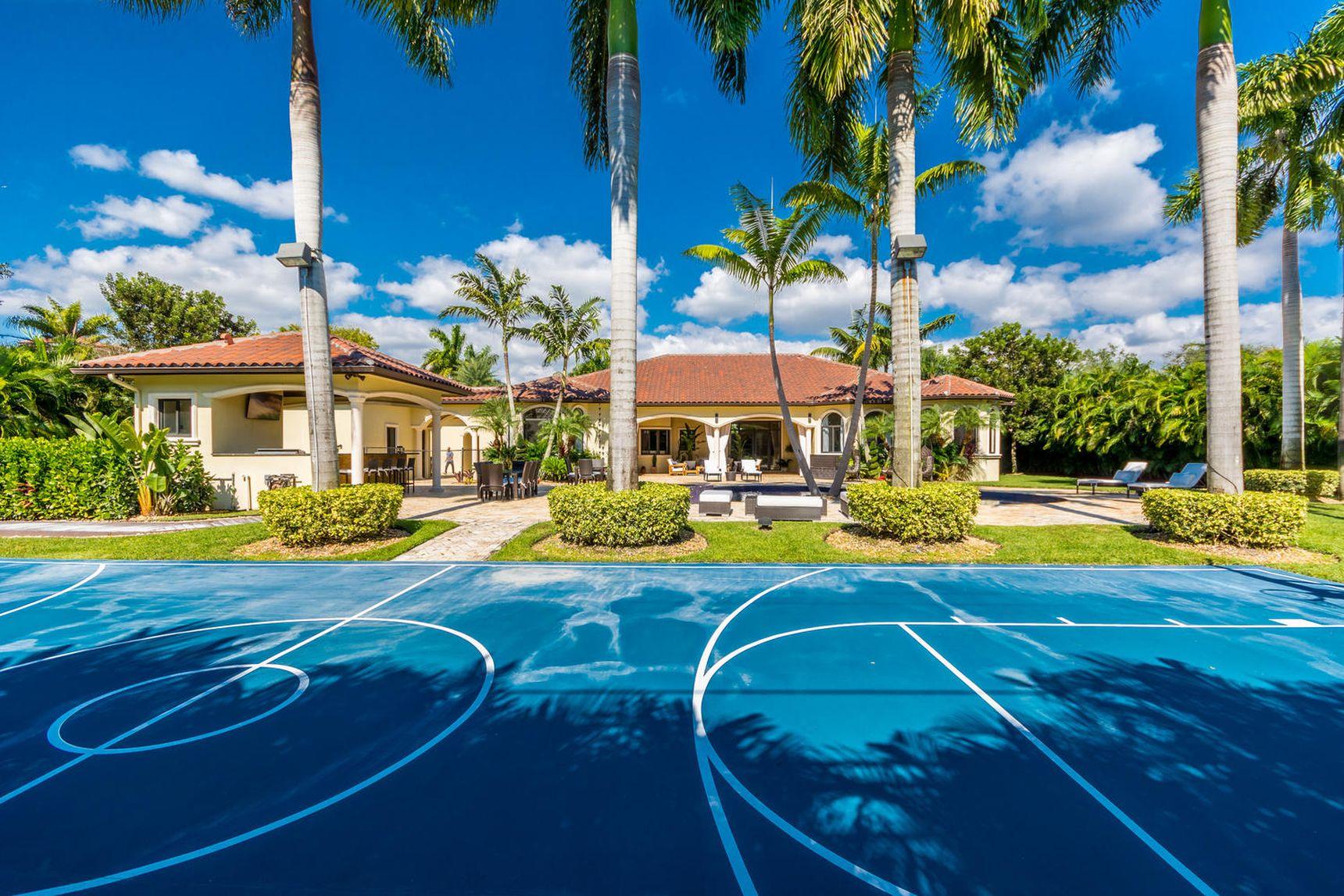 Carlos Boozer Miami Pinecrest Mansion
