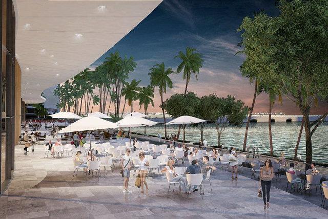 Genting Group Resorts World Miami Application