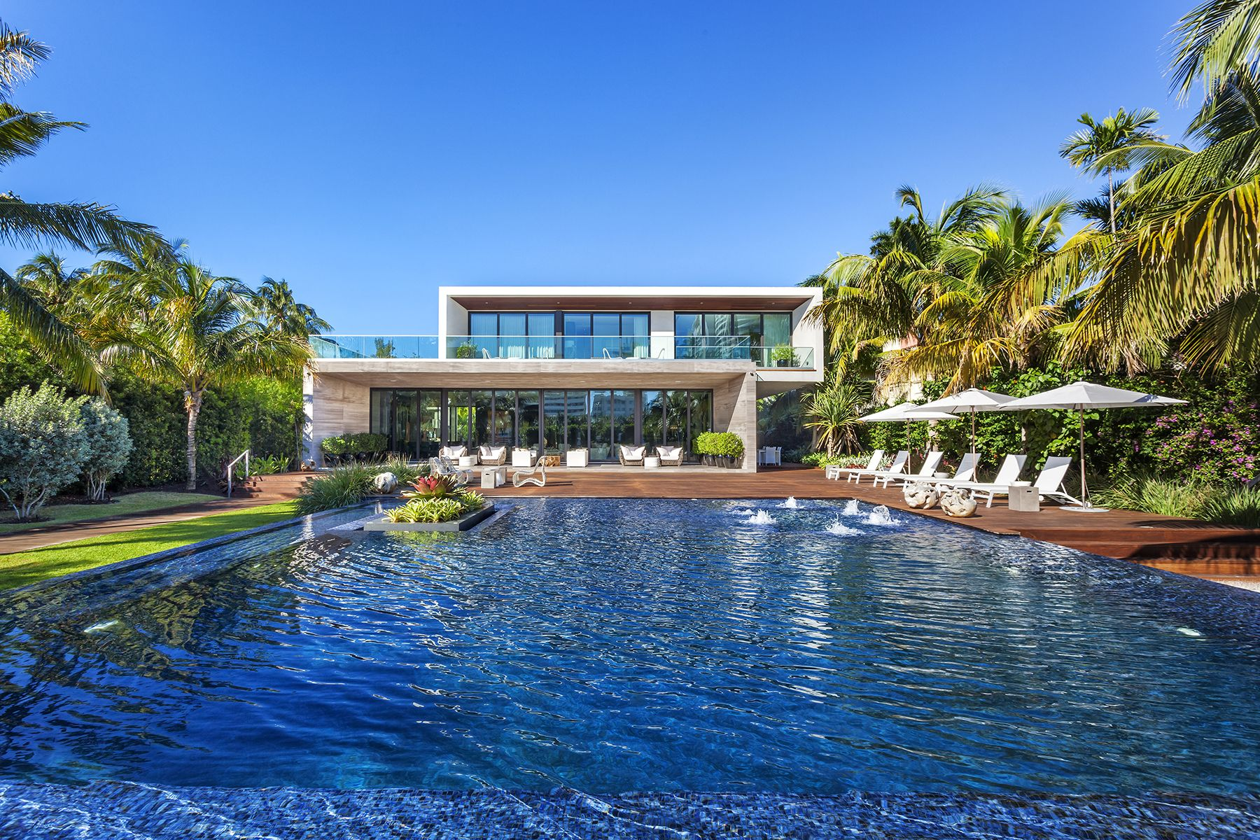 4395 Pine Tree Drive $22.95 Million Miami Beach