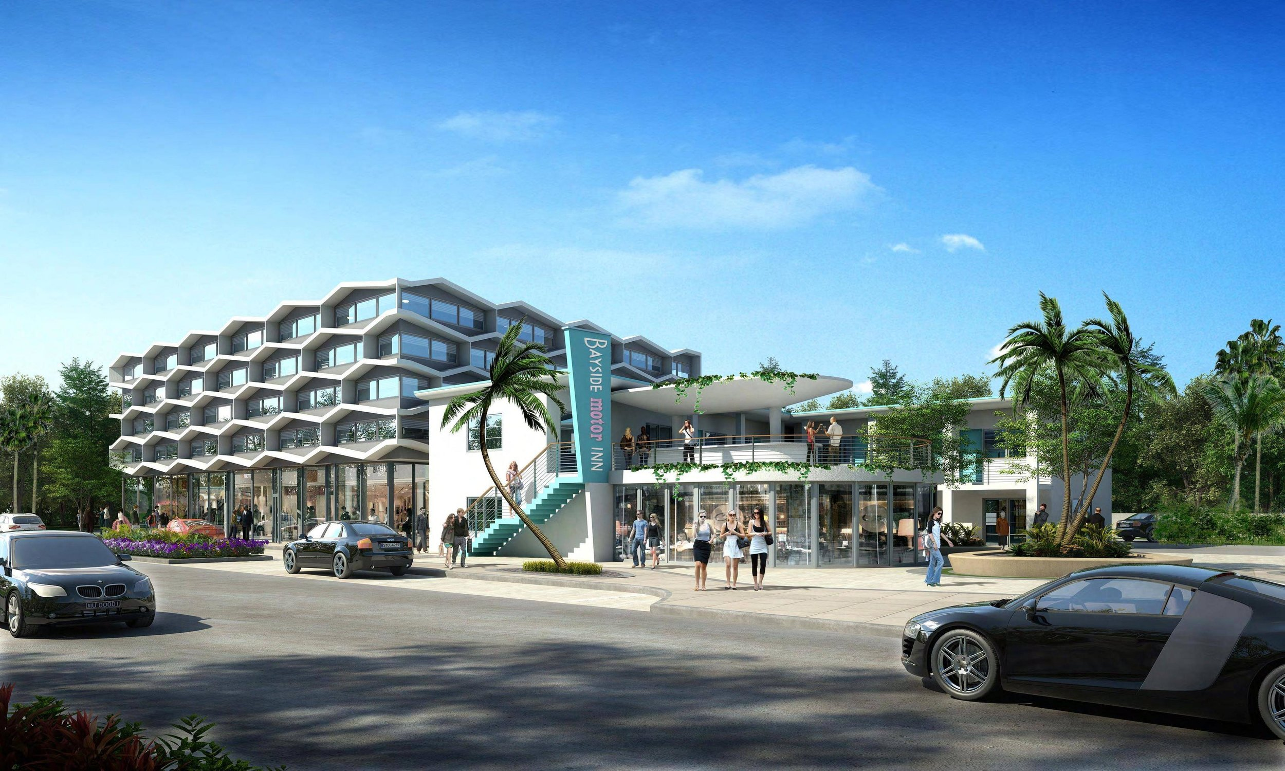 Mixed Use 5101 Biscayne Boulevard