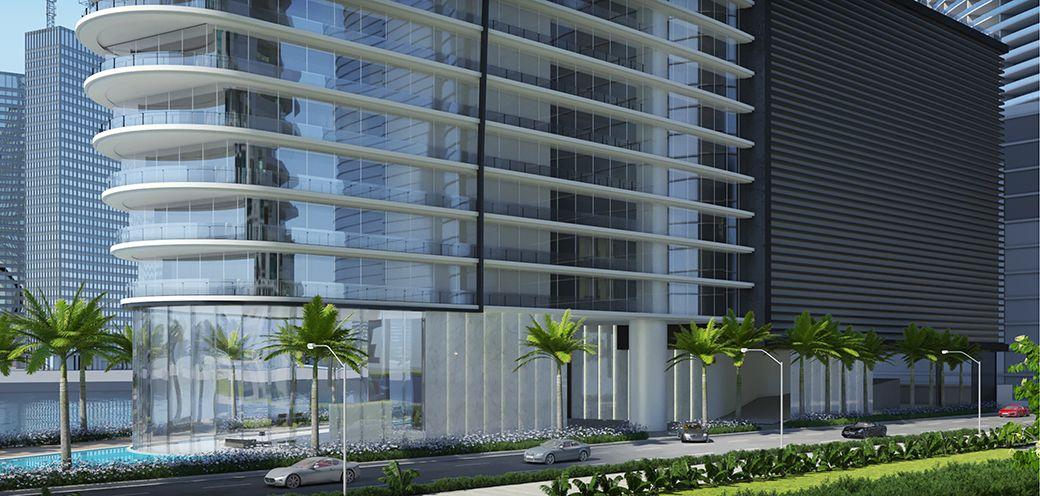 Aston Martin Tower Residences Miami