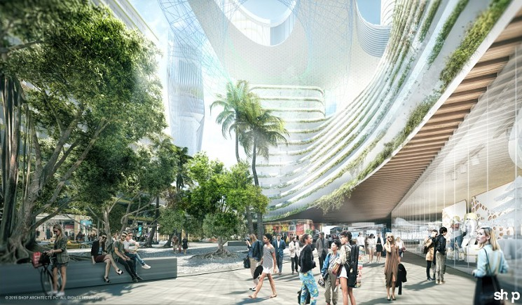 Miami Park West Innovation District