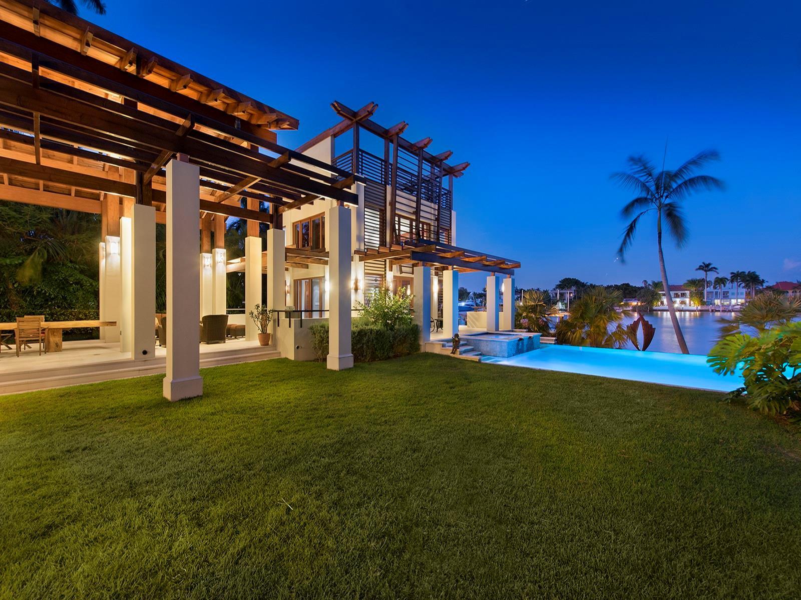 85 Palm Avenue Palm Island Mansion