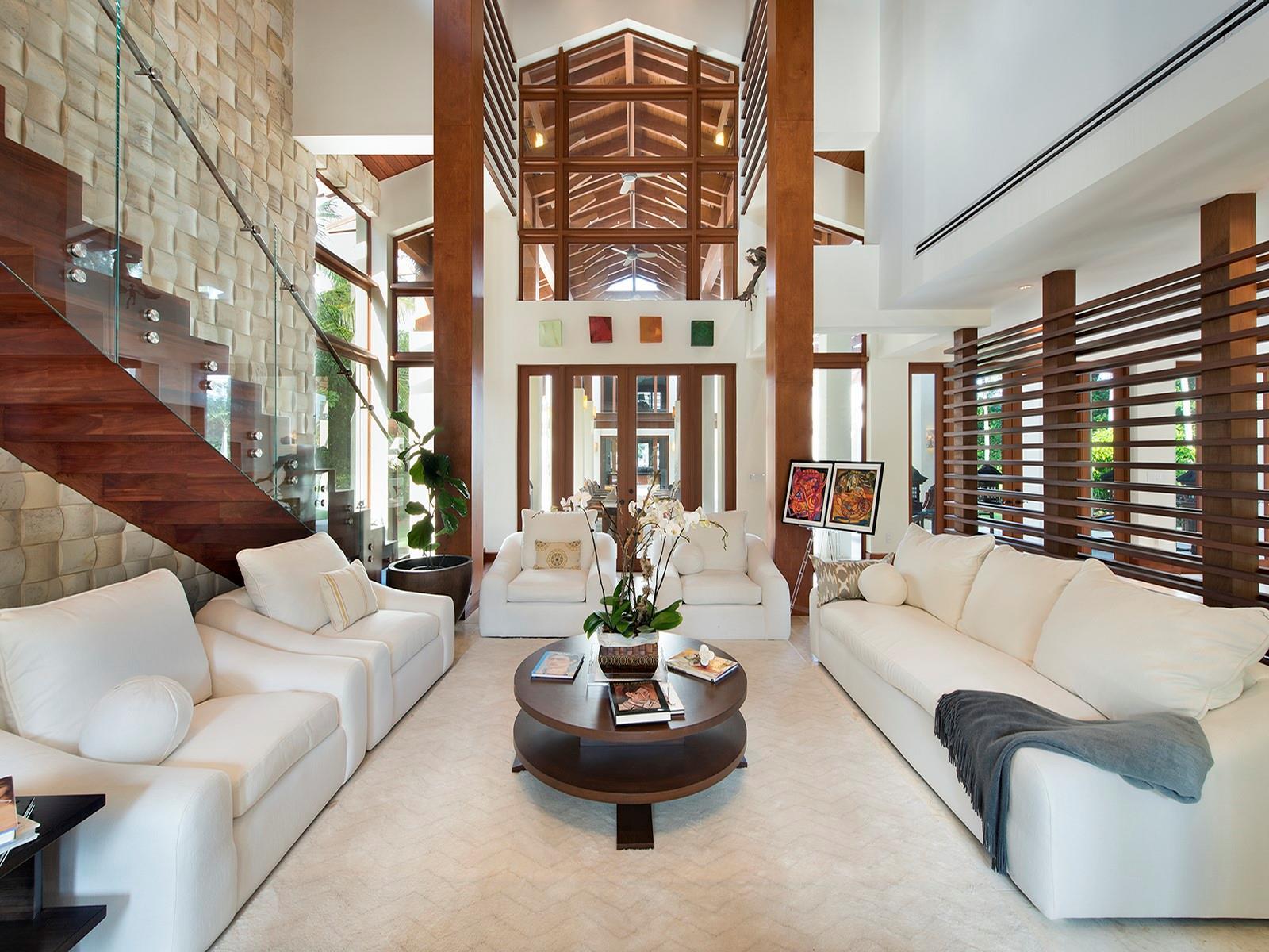 85 Palm Avenue Palm Island Mansion Miami Beach