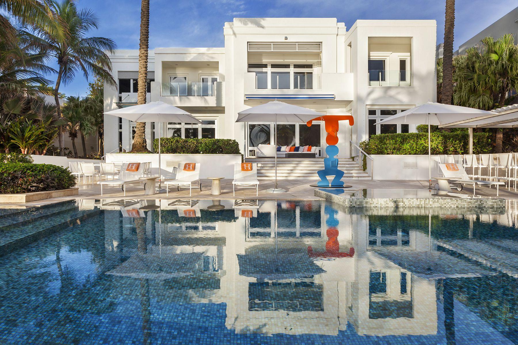 Tommy Hilfiger Lists Golden Beach Mansion for $27.5 million Miami