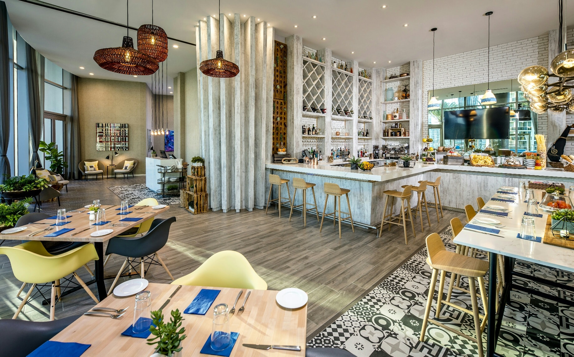 Hyde Resort and Residences Hollywood Lobby Reports Successful Launch Strong Closings in January