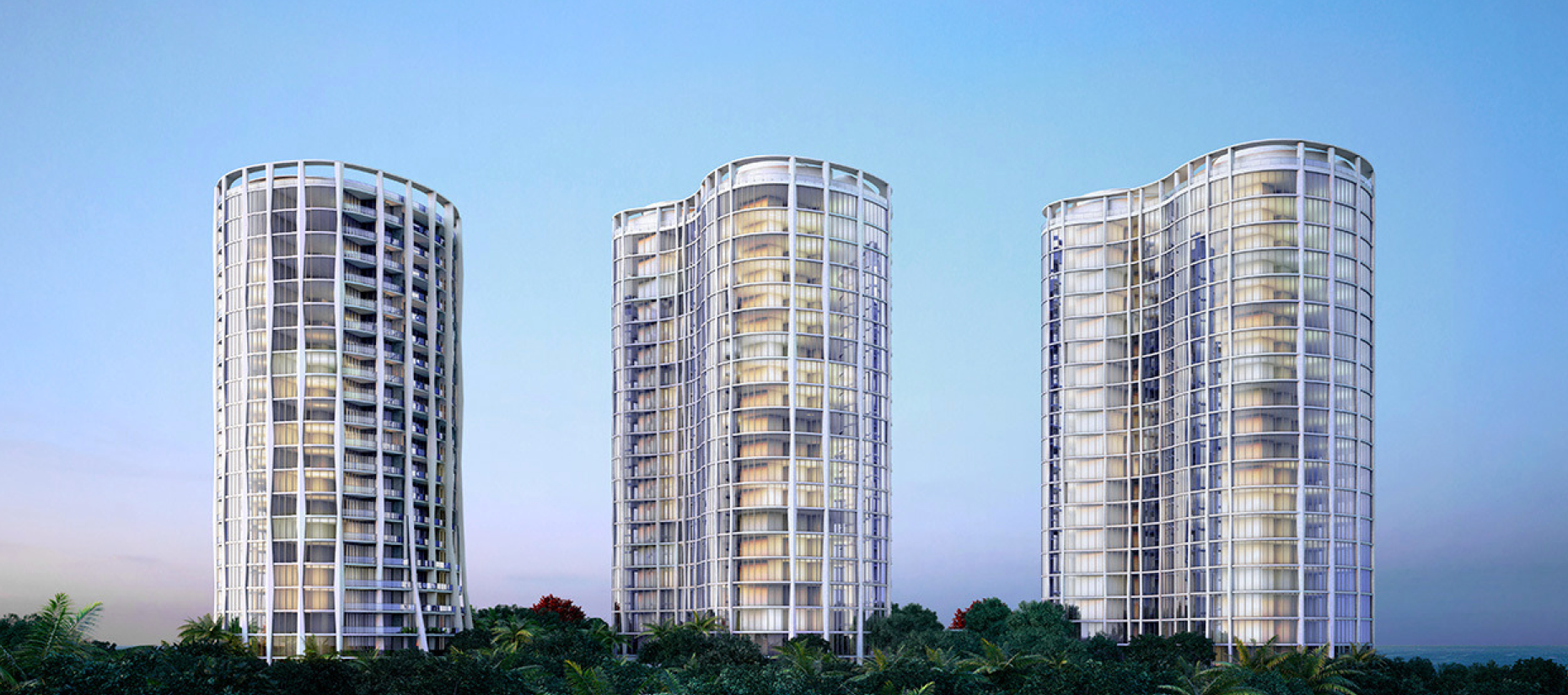 Park Grove Terra Group Related Group Coconut Grove Arquitectonica OMA Rem Koolhaas