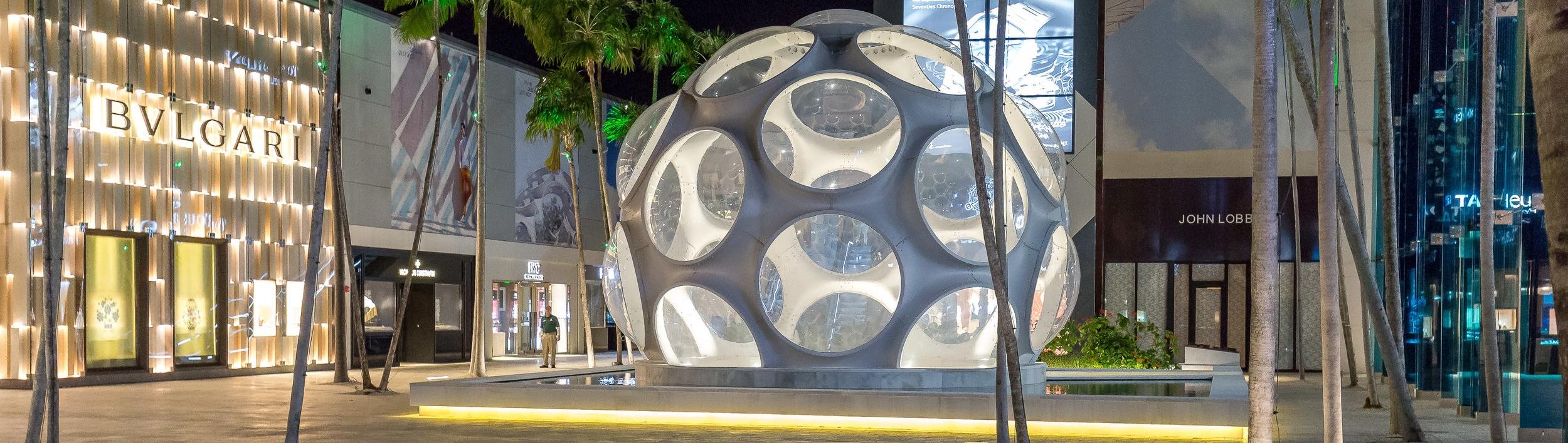 Miami Real Estate Palm Court Miami Design District