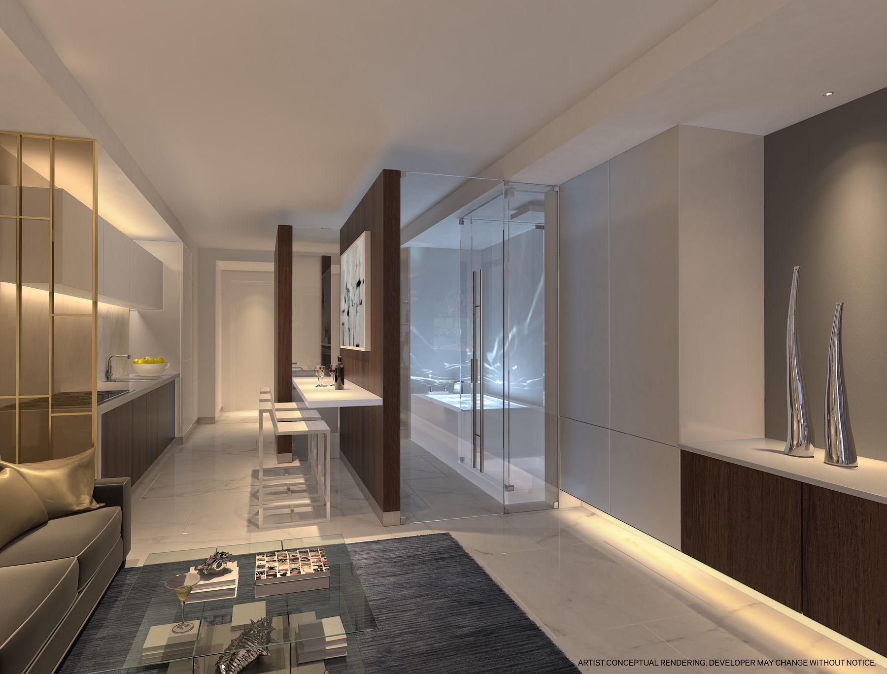 PARAMOUNT Miami Worldcenter Releases Renderings of Guest Suites