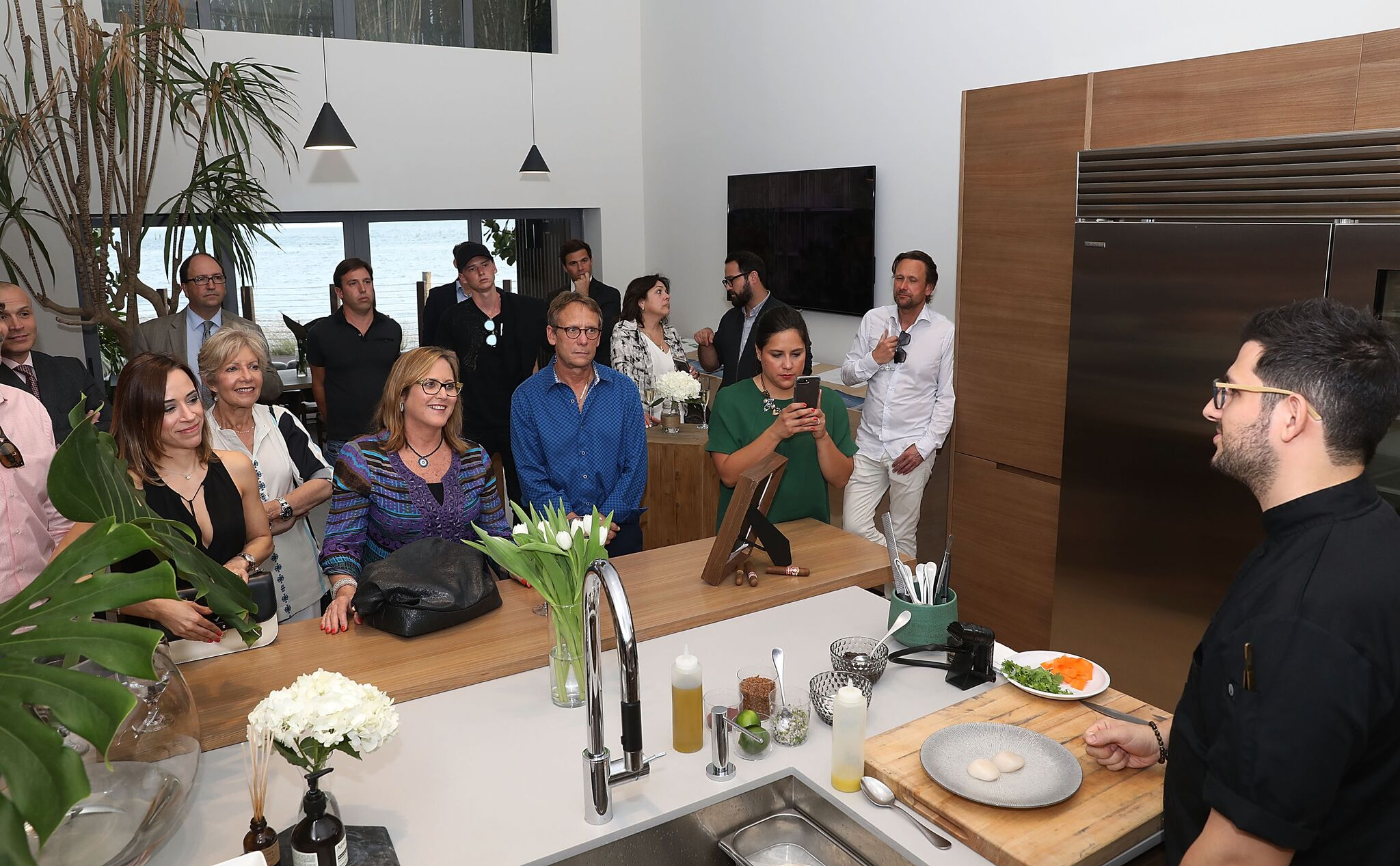 The Fairchild Coconut Grove Unveils Chef-Inspired Kitchens in An Evening With Celebrity Chef Giorgio Rapicavoli
