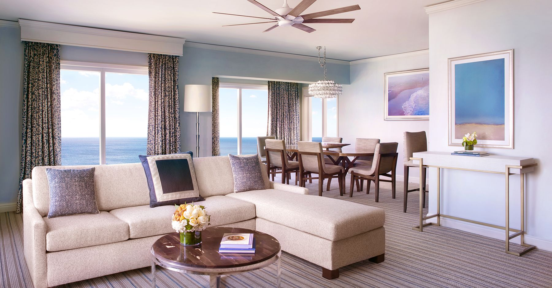 Tour the Luxurious, New, Updated Ritz-Carlton on Key Biscayne