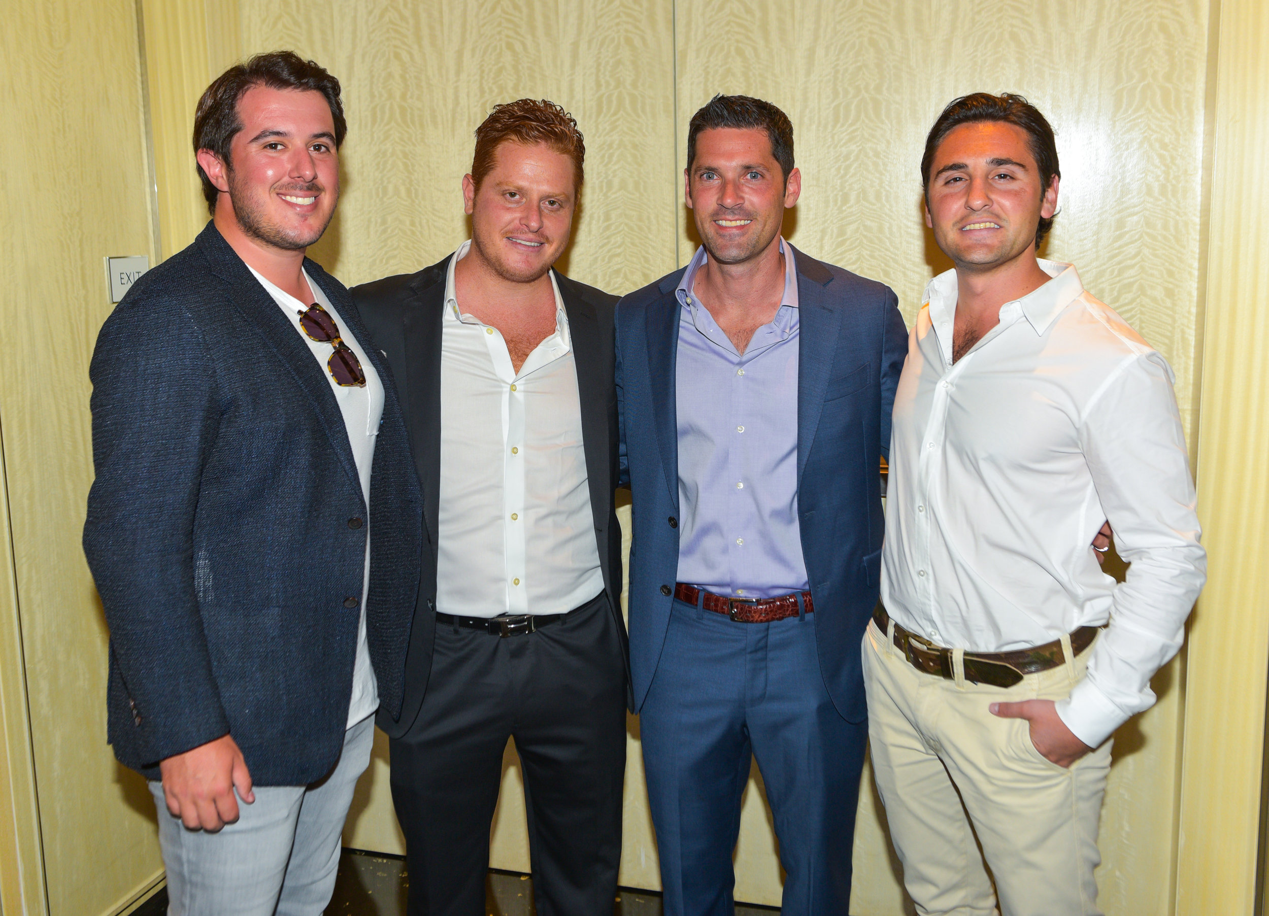 Chad Carroll Douglas Elliman Honors Top Agents at The Florida Ellie's, Their Annual Awards Show