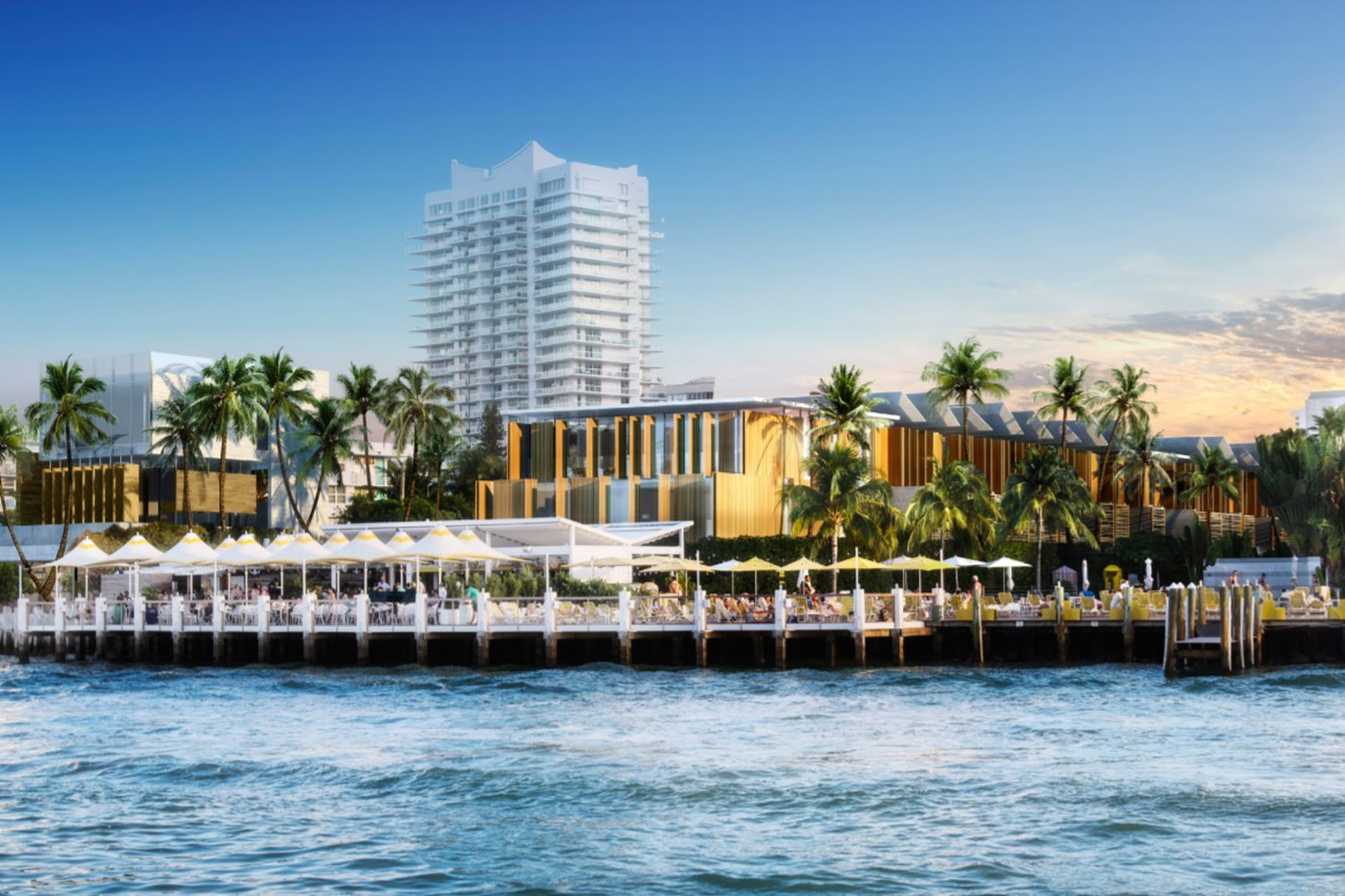 The Standard to Get Major Facelift, To Demolish Lido Spa Hotel