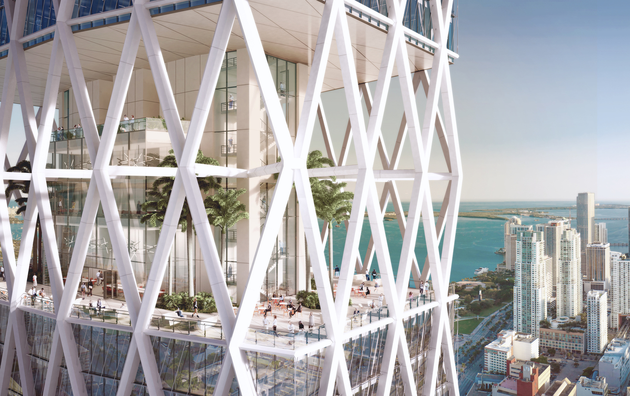 New Information Released on 110 Tenth, Worldcenter's Pickard Chilton Designed Office Tower