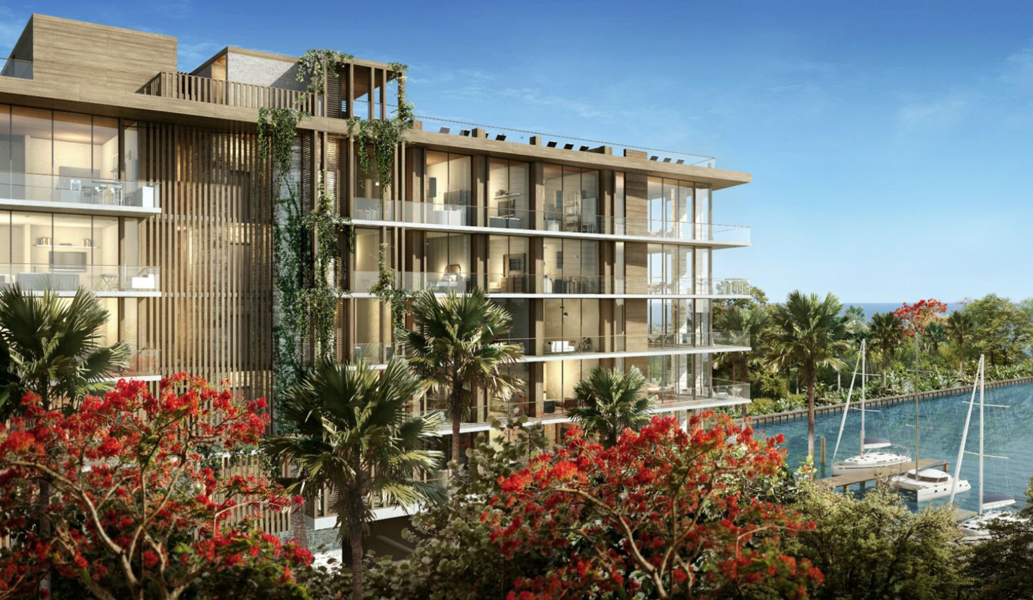 Two Penthouse Residences at The Fairchild Coconut Grove Sell for a Total $8.5 Million