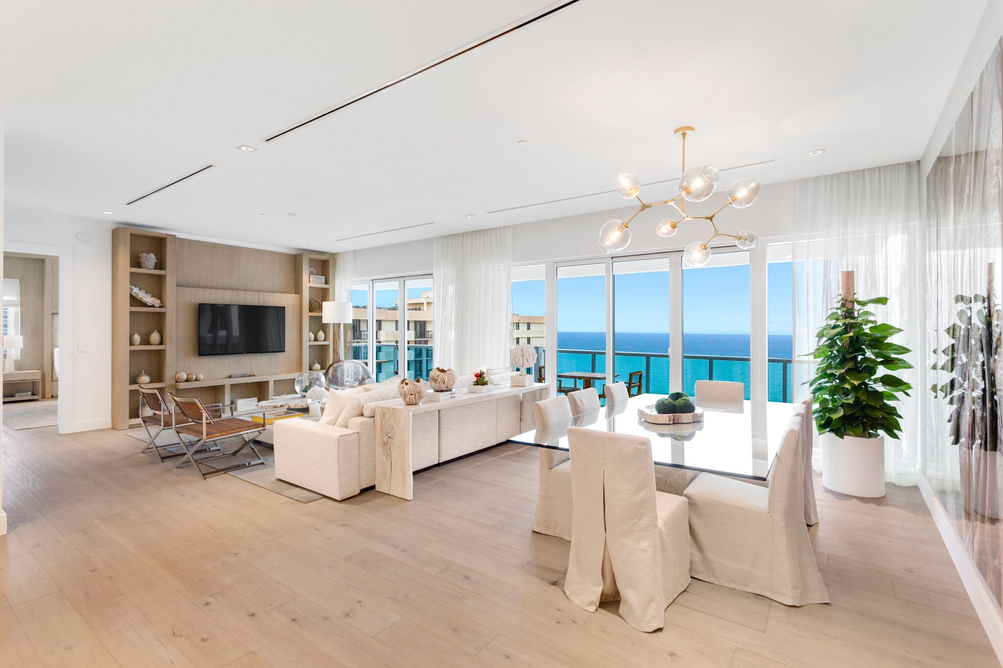 Featured Listing: Tour the Newly Unveiled Penthouse 1612 of 1 Hotel & Homes Designed by Artefacto