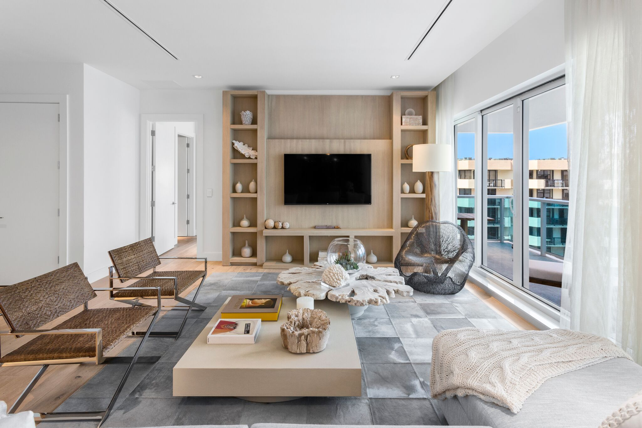 Tour the Newly Unveiled Penthouse 1612 of 1 Hotel & Homes Designed by Artefacto