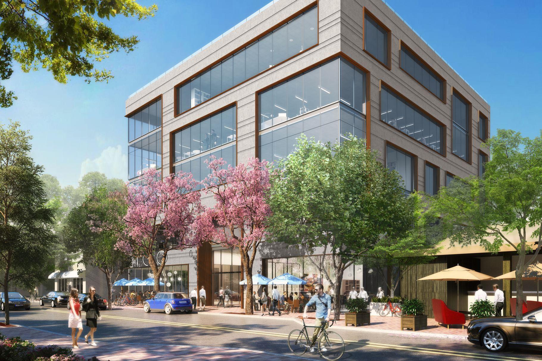 The Optimum, Coconut Grove's New Arquitectonica Designed Office Development Breaks Ground