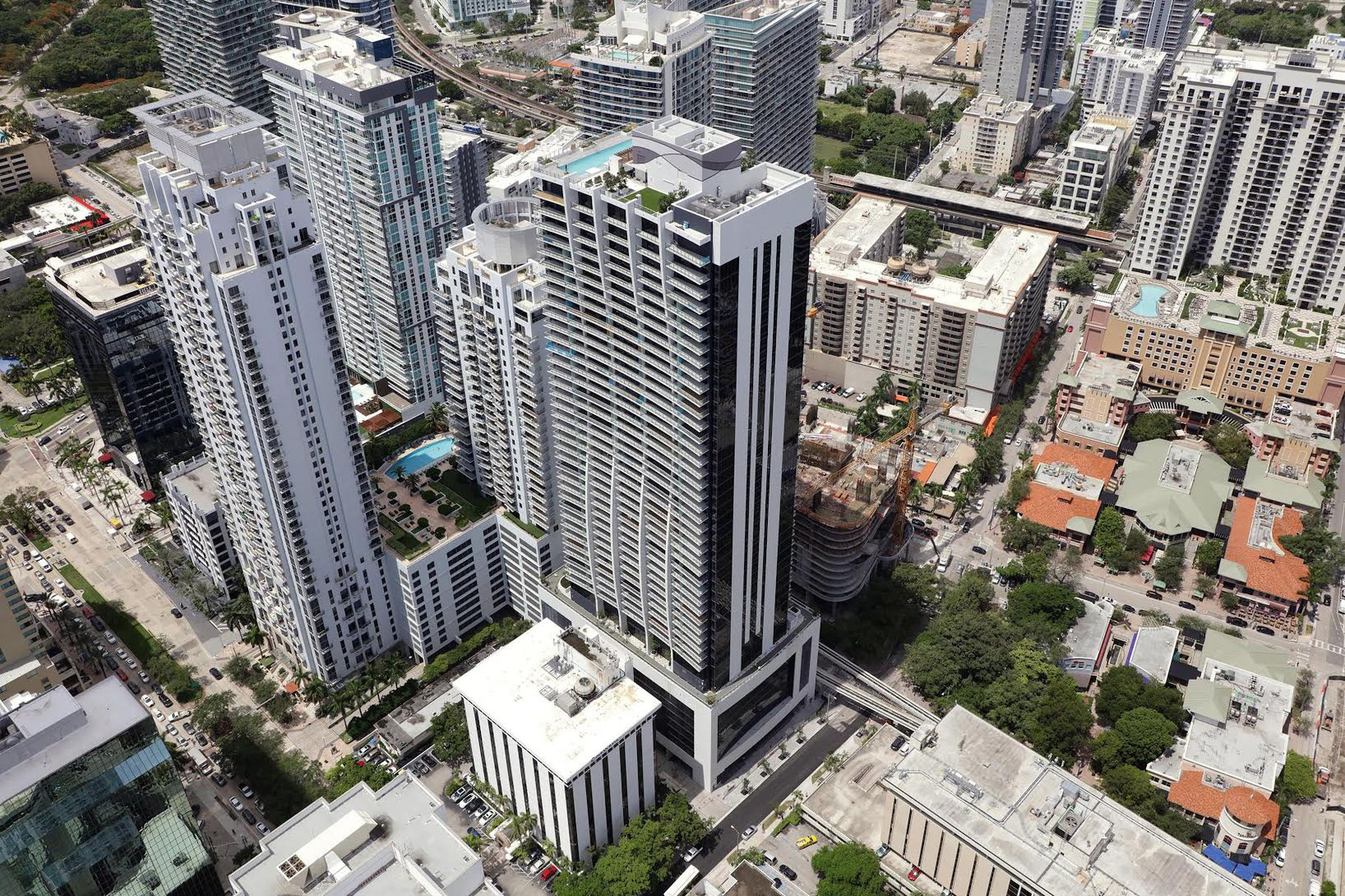 Brickell Keeps Rolling as Key International & 13th Floor Investments' 1010 Brickell Receives TCO