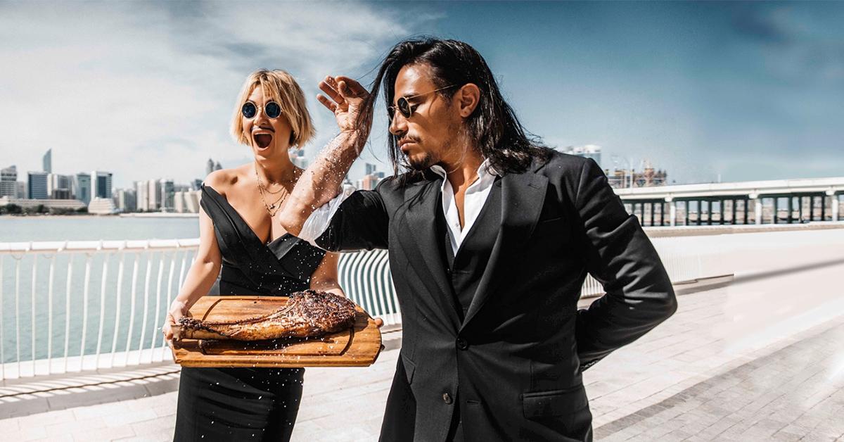Nusr-et, The Infamous Turkish Steakhouse by Salt Bae Nusret Gökçe, is Finally Coming to Miami