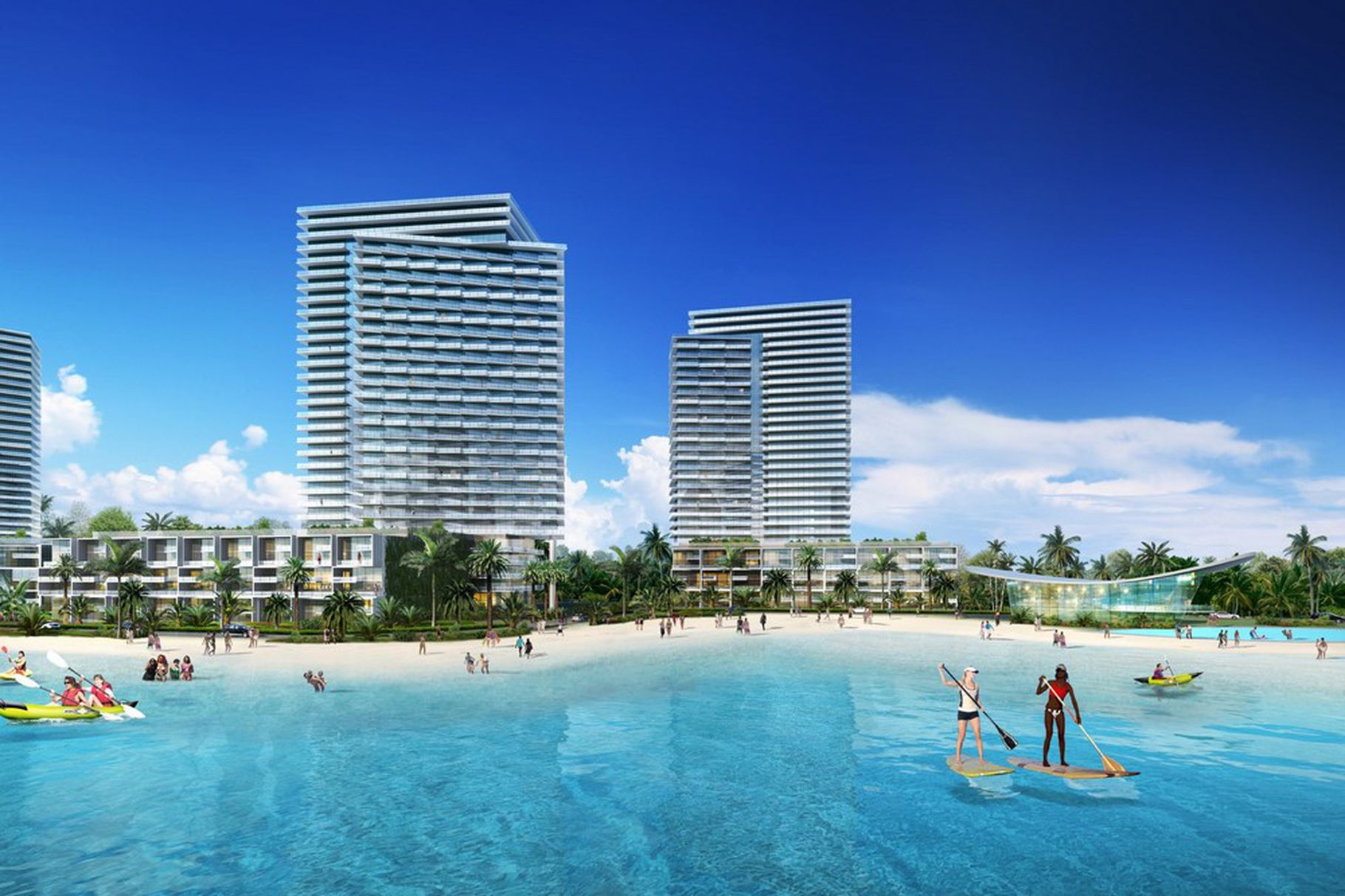 Turnberry Associates & LeFrak Close on $101 Million in Financing for SoLeMia in North Miami