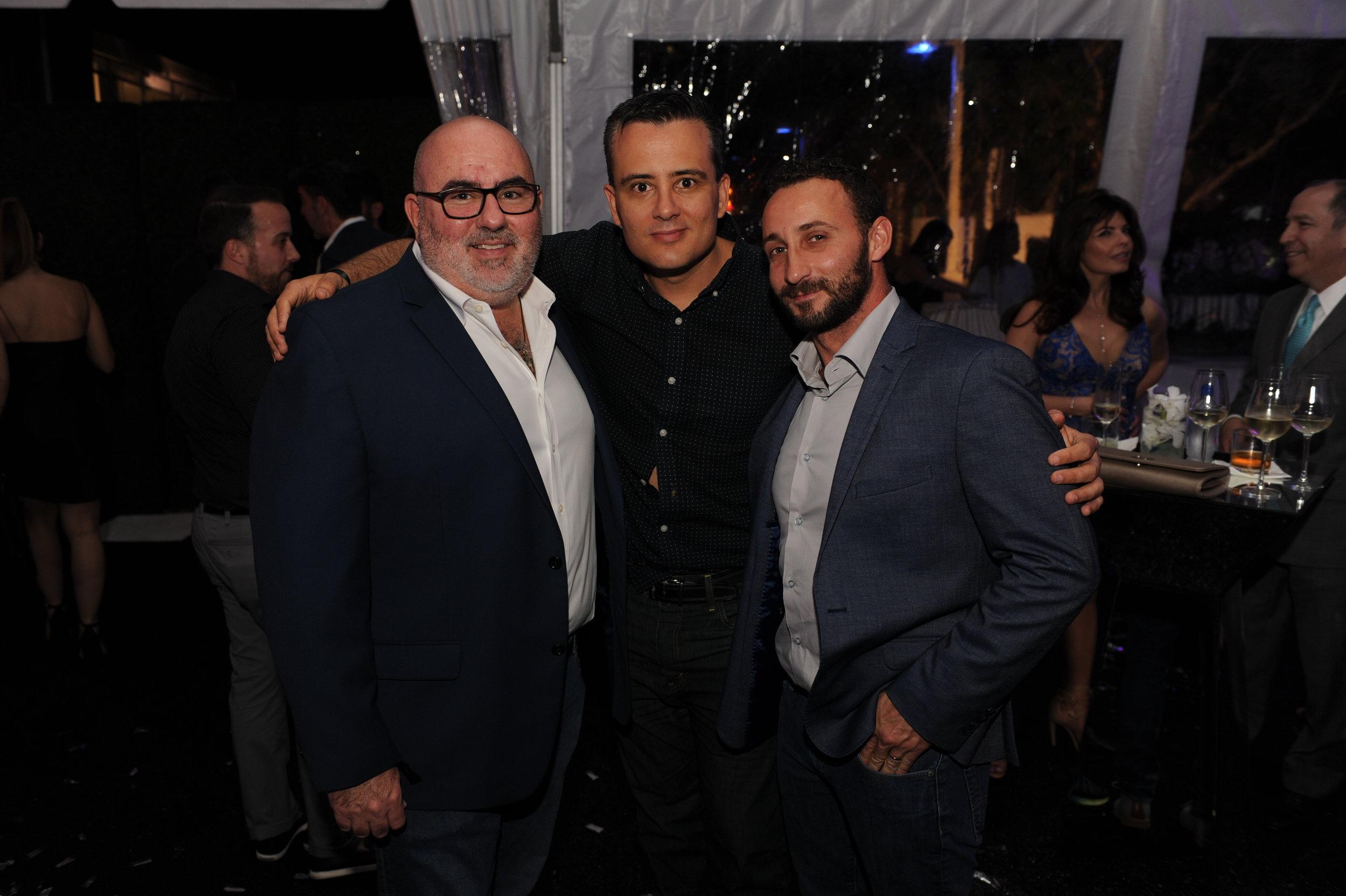 Calixto Navarro Acosta, Marcos Salusso, & Anillo Falera1
