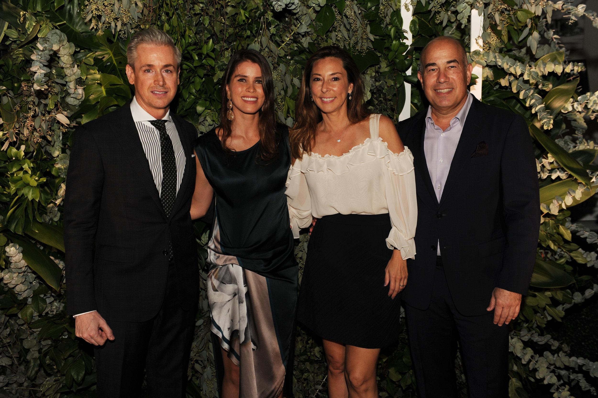 Christopher Jude, Mariana Garcia, Ivonn Goihman, & Richard Goihman