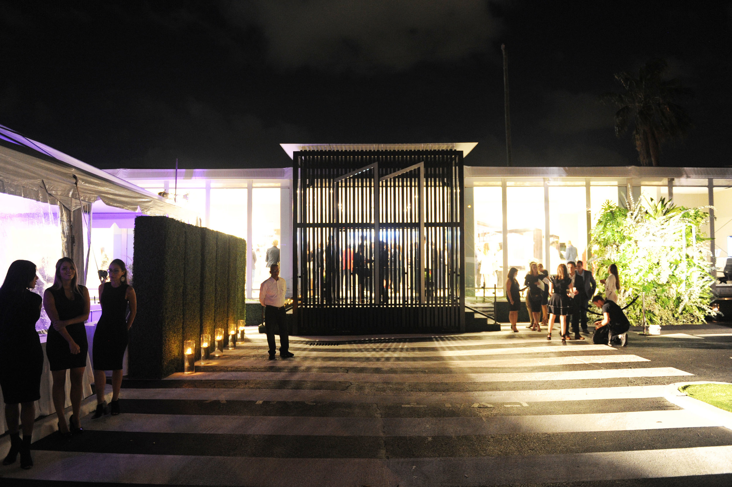 SHOMA Group Celebrates Unveiling of The Sales Gallery at Eleven On Lenox With South Beach Soiree