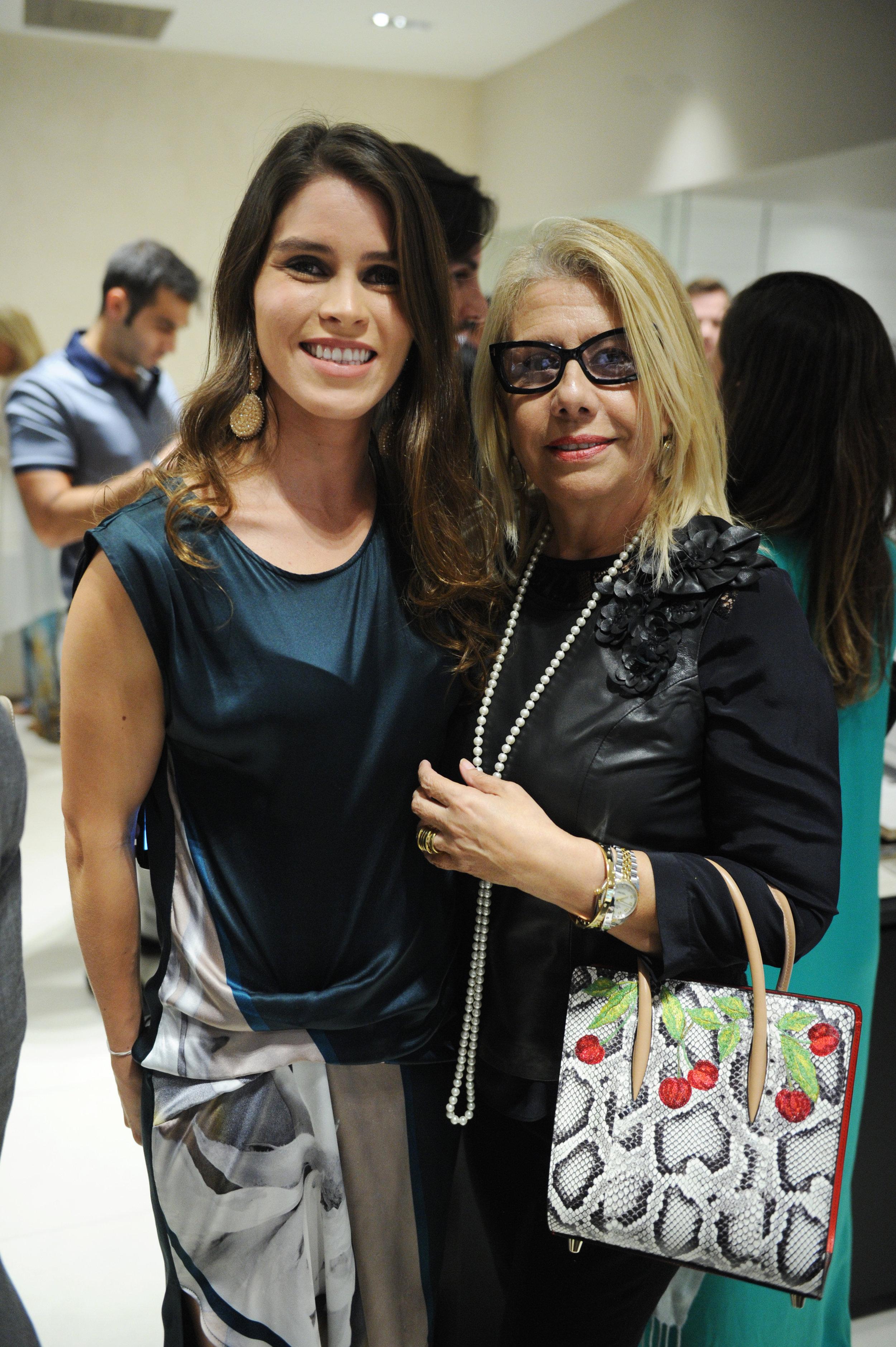 Mariana Garcia & Aurora Esteves