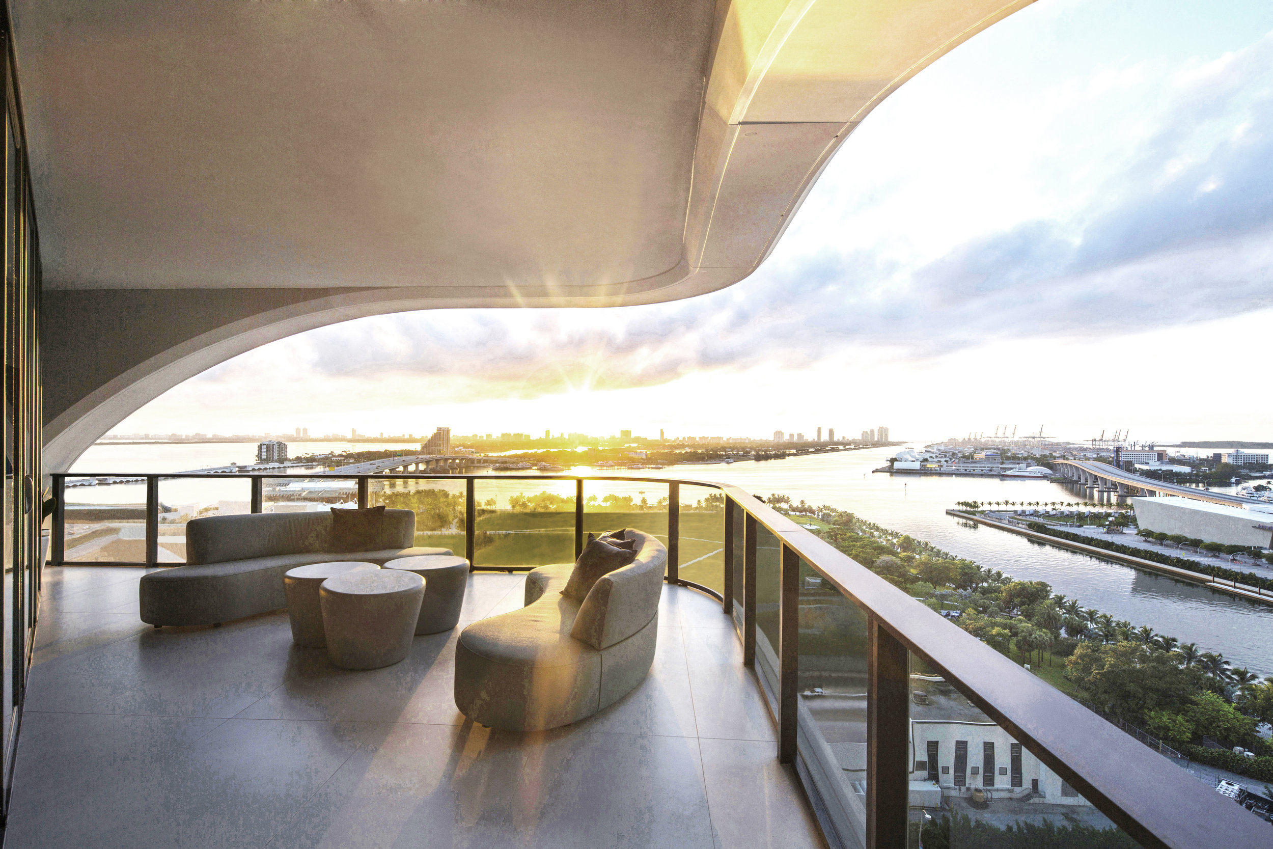 Zaha Hadid's One Thousand Museum Reveals First Look At Uber-Luxe Model Residence Designed By Artefacto