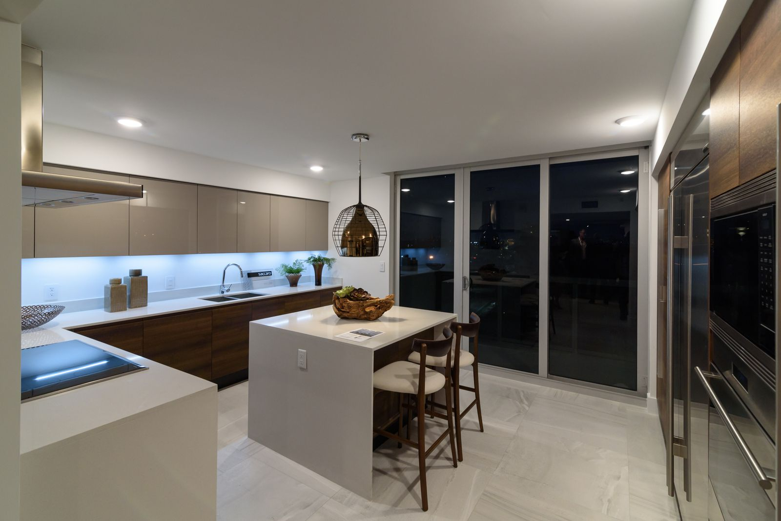 Brick O. Real Estate Officially Opens The Ivory On Bay Harbor Islands