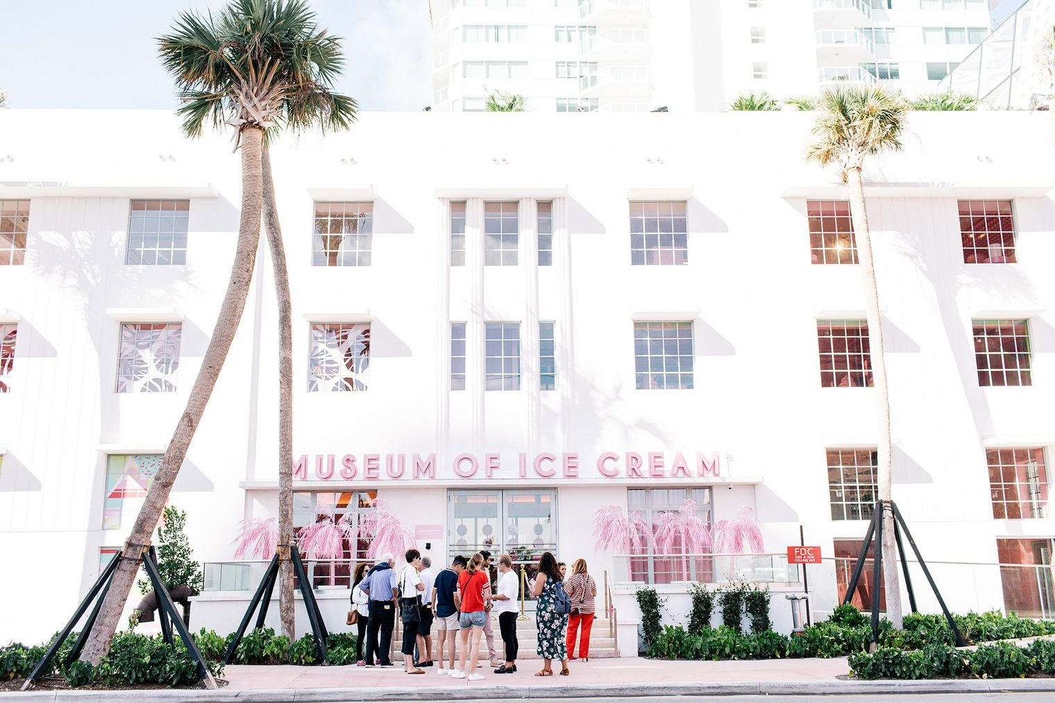 Check-Out Miami Beach's Museum of Ice Cream In The Faena District