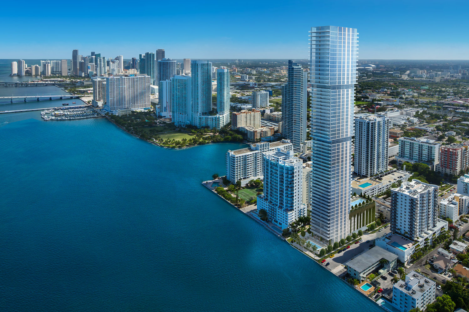 Two Roads Development Locks Down $138 Million Construction Loan For Elysee In Edgewater