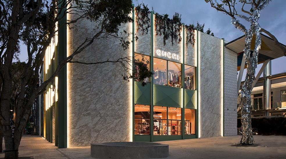 Check Out The New Gucci Flagship Boutique Now Open In Miami Design District Profile Miami