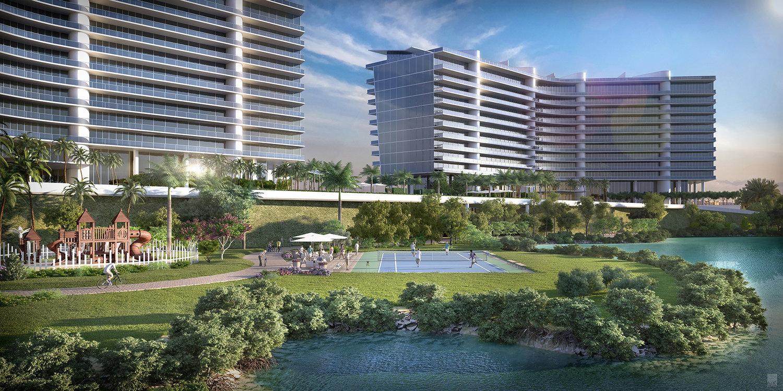 Closings Begin At Privé at Island Estates In Aventura Despite Pending Litigation