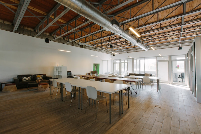 McKENZIE Reveals Tribe, The Newly Completed Transformation Of Overtown's Historic New Providence Lodge Into Co-Working Space