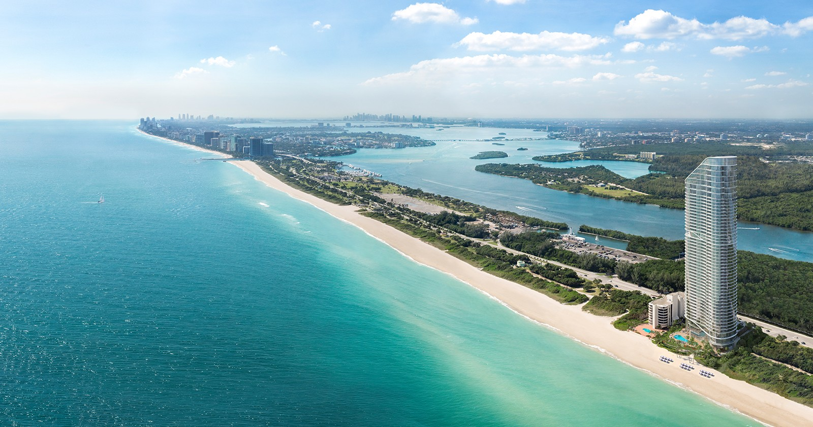 The Ritz-Carlton Residences, Sunny Isles Beach Passes Halfway Point With Expected Completion 2019
