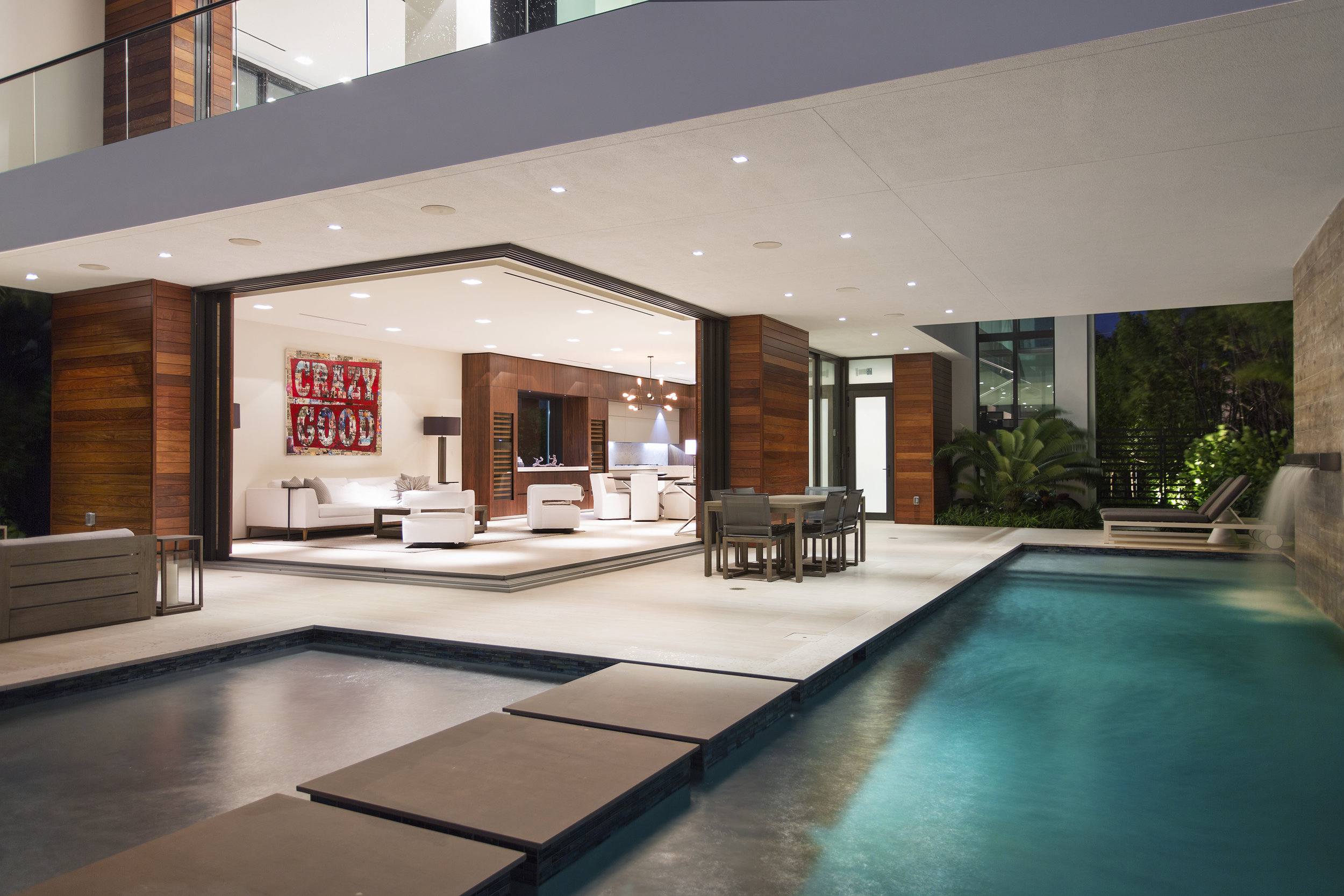 Tour The Hibiscus Island Contemporary Designed By Choeff Levy Fischman To Combat Sea-Level Rise