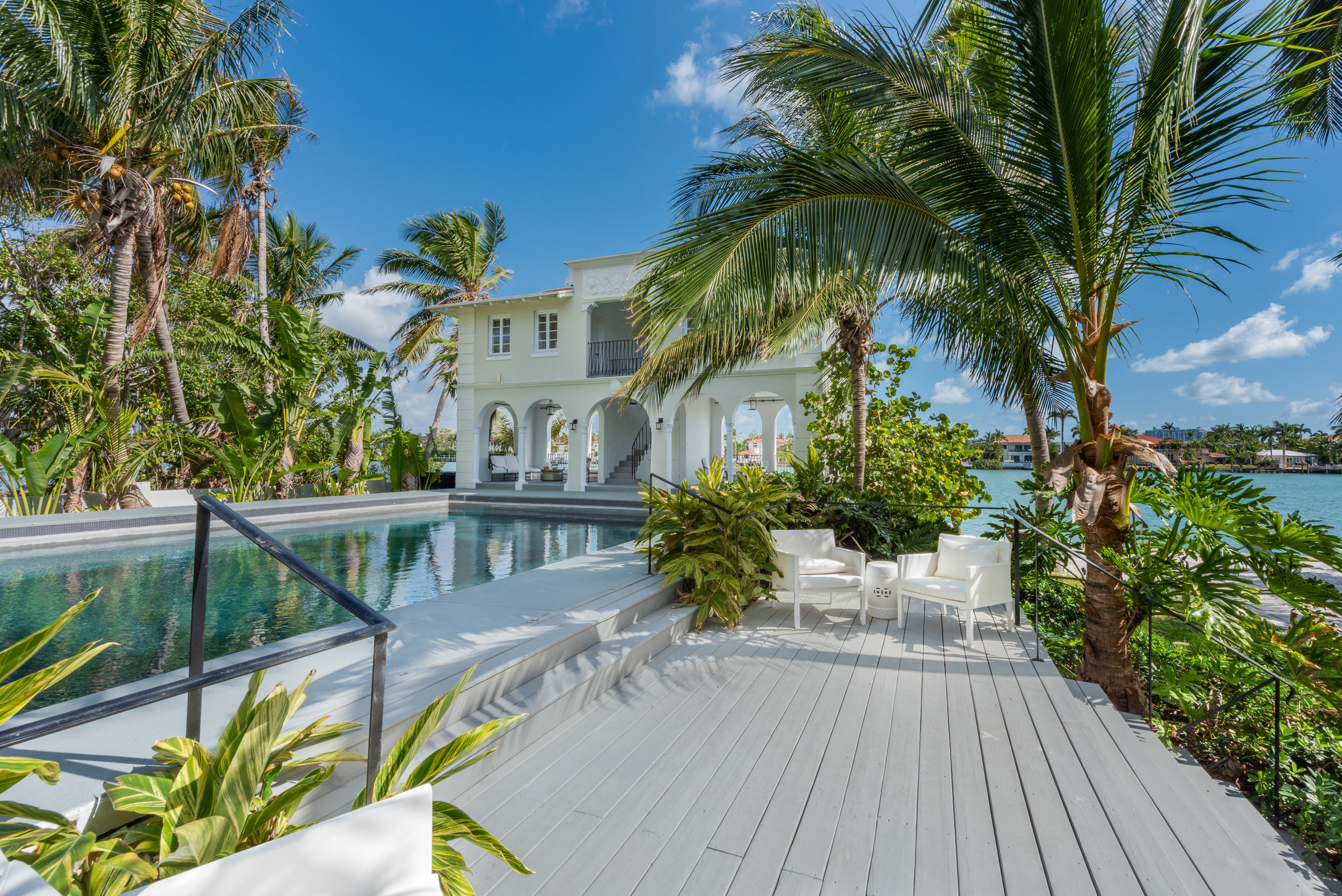 93 Palm, Al Capone's Former Palm Island Miami Beach ...
