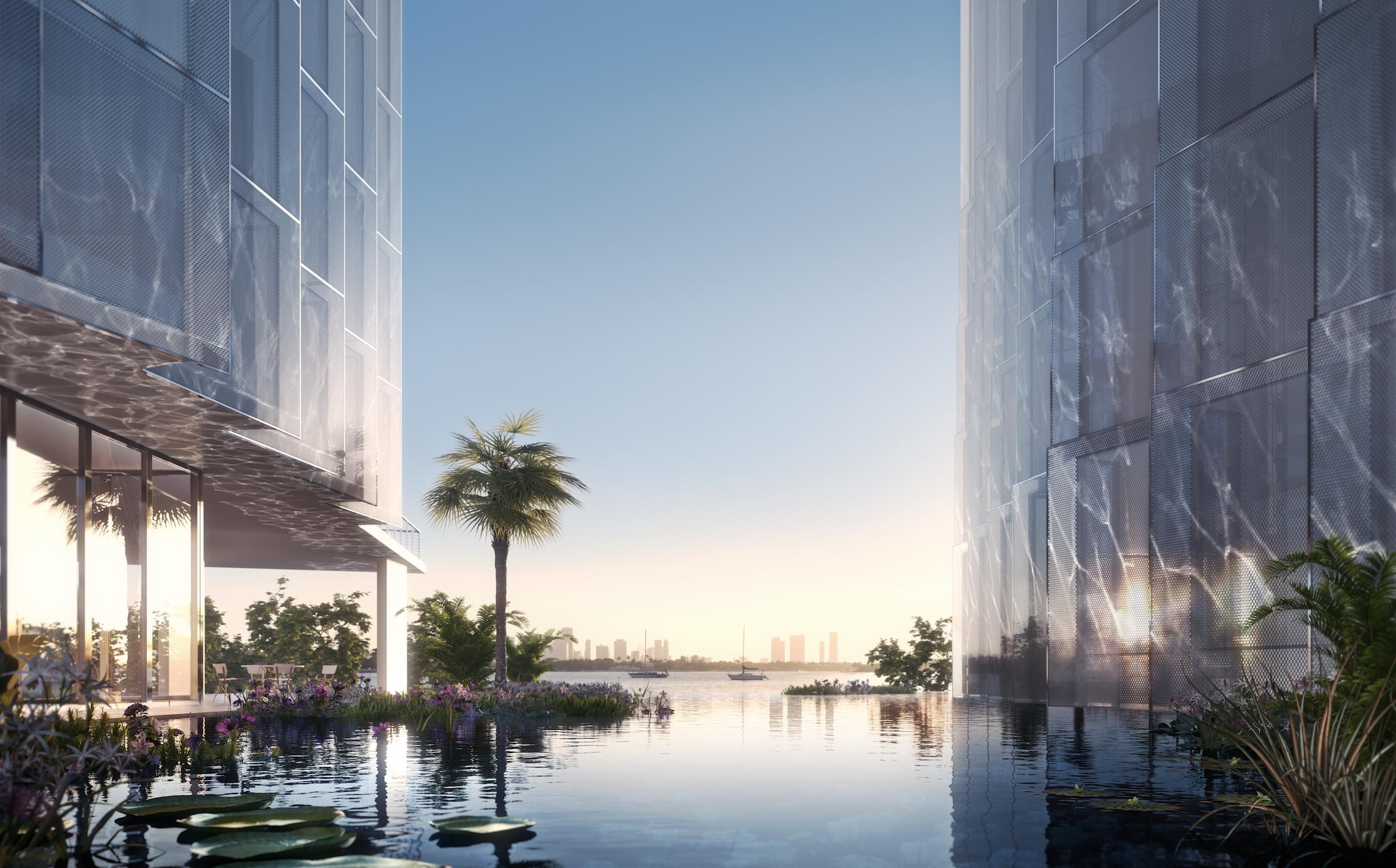 JDS Development Group Secures $137 Million In Construction Financing For The Jean Nouvel-Designed Monad Terrace
