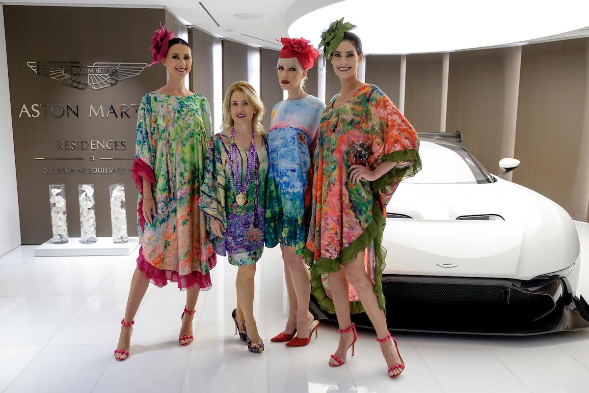Tammy Apostol & TA Couture Models